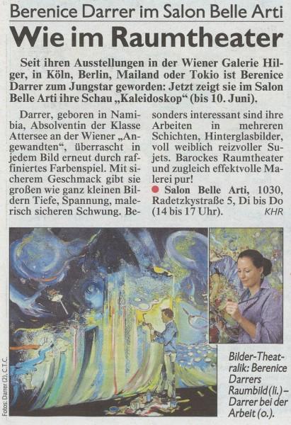 Kronen-Zeitung 20.04.2013