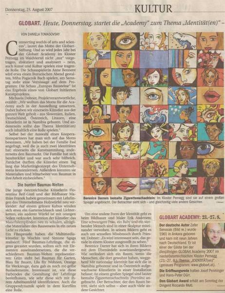 Die Presse 28.08.2007
